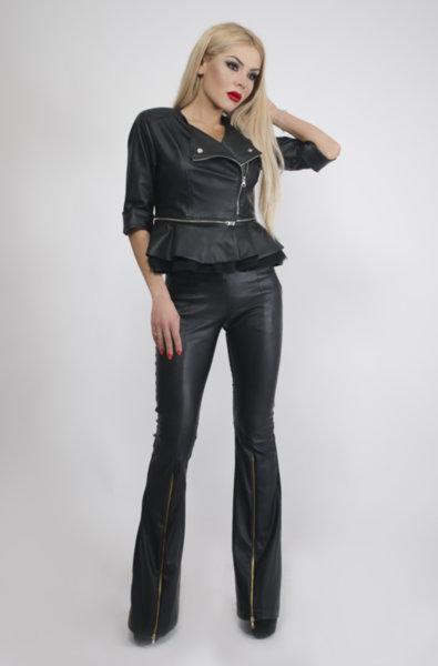 "Кожен панталон ""Leather charm"""
